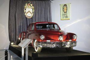 Tucker 1001 AACA Museum Opening
